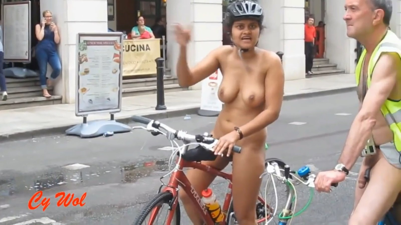 First Indian Participated In Wnbr London 2016  Meenal Jain-2977