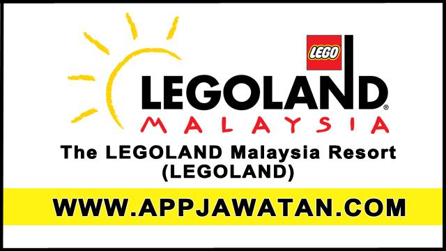 logo The LEGOLAND Malaysia Resort