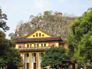 Ming Palace jika dilihat dari depan
