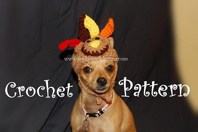 Perfect Fiber Flux: Turkeys! 14 Free and Paid Crochet Patterns WF83