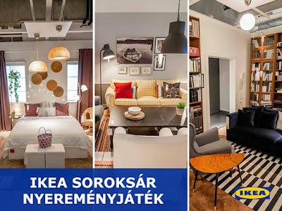 IKEA Nyeremenyjatek
