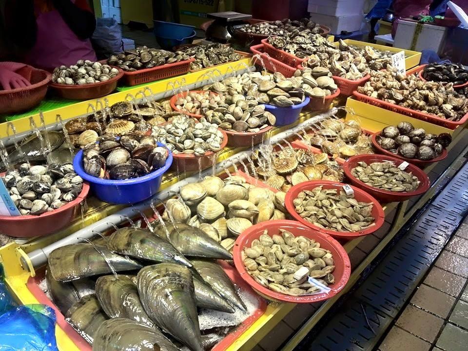 更好的選擇 仁川綜合魚市場