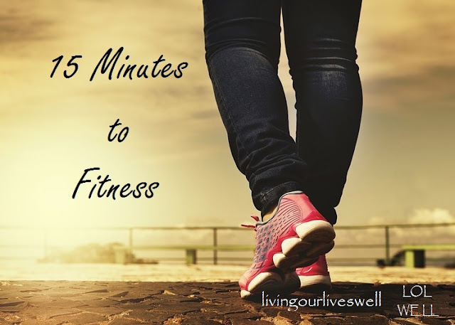 Getting Fit 15 minutes at a time