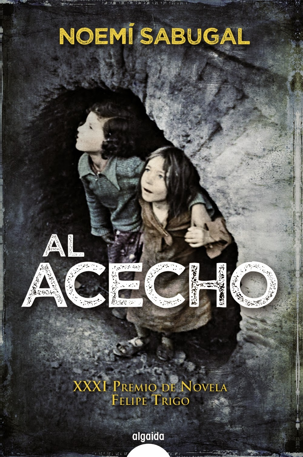 Al acecho - Noemí Sabugal (2013)