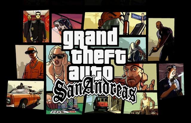 GTA San Andreas İndir - Sorunsuz PC