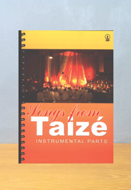 SONG FROM TAIZE: INSTRUMENTS PARTS, Community Of Taize