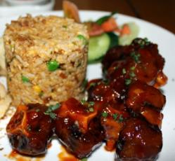 Resep Spesial Nasi Goreng Buntut Bakar paling Lezat
