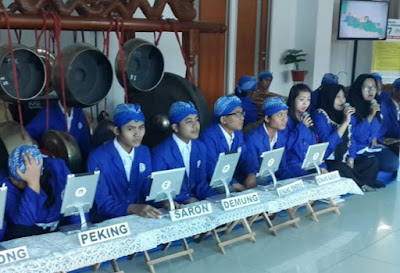 E-Gamelan Bakal Dimainkan di UNESCO