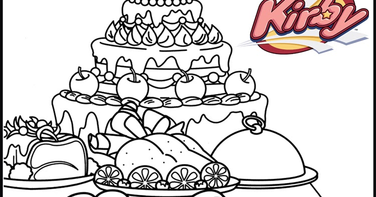 Kirby coloring pages minister coloring for Cute kirby coloring pages