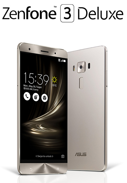 ASUS Zenfone 3 Deluxe First to Carry Snapdragon 821, Coming to the Philippines in August