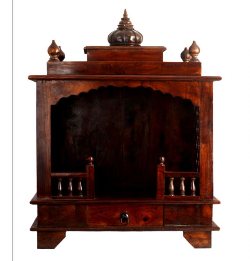 Home Wooden Temple Design Designs