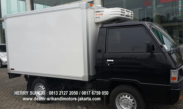 harga mobil box freezer pendingin - colt l300 - colt t120 ss - 2020