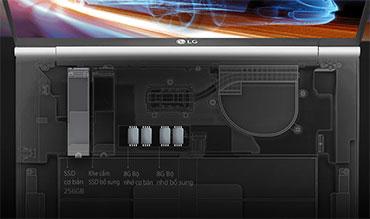 laptop LG, LG Gram, LG Gram 14 inch, LG Gram core i5, 14ZD980-G. AX52A5