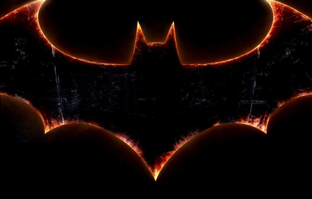 Batman Arkham City Logo Wallpaper Wallpapers History