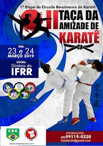 2ª Taça Amizade de Karate