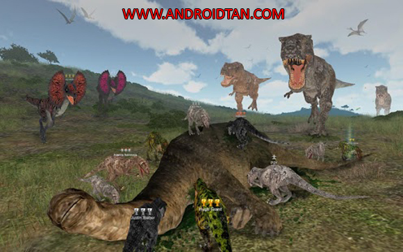 Info Game Dinos Online Mod Apk Data Unlimited Money