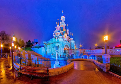 Billet Francilien Disneyland Paris