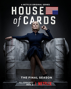 House of Cards S06 Eng Complete All Episode 720p HEVC ESub , hollwood tv series House of Cards  Season 06 complete Series 720p WEBRip  tv show hevc x265 hdrip 250mb 270mb free download or watch online at world4ufree.vip
