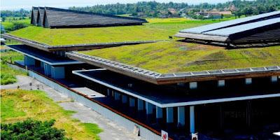 Terminal baru Bandara Blimbingsari.