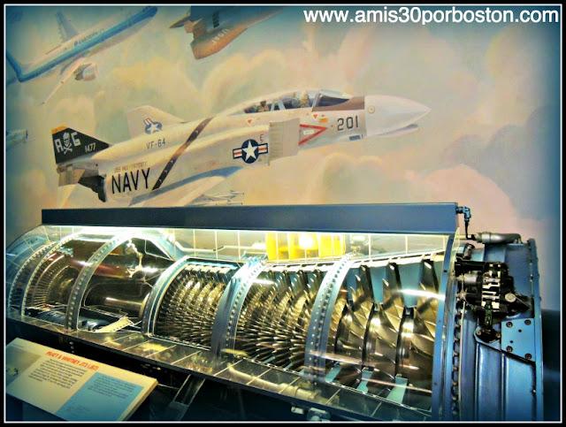 Museo Nacional del Aire y el Espacio de Estados Unidos: Pratt & Whitney JT3