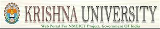 Krishna University Result