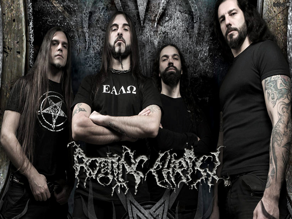The Forest Troll: Rotting Christ