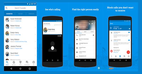 Aplicaciones android para gestionar contactos en tu teléfono android