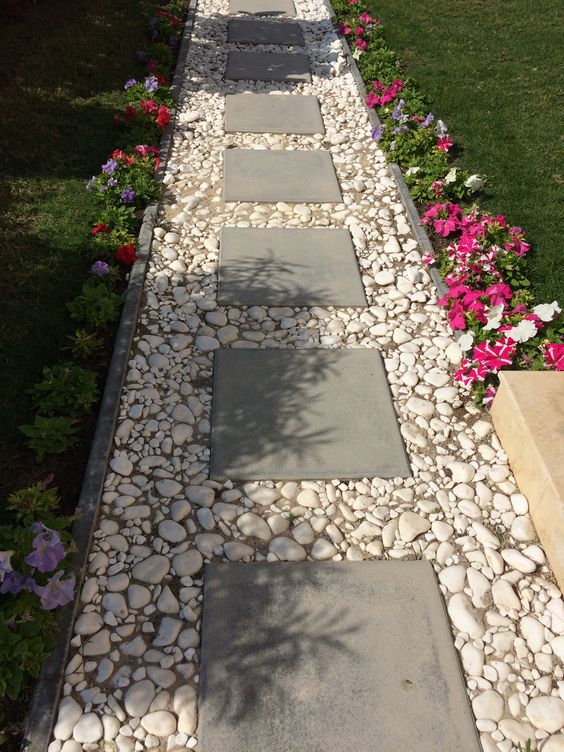 Ιδέες για Μονοπάτια-Εδαφοκάλυψη κήπων