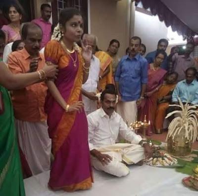 Vaikom-vijayalakshmi-engagement