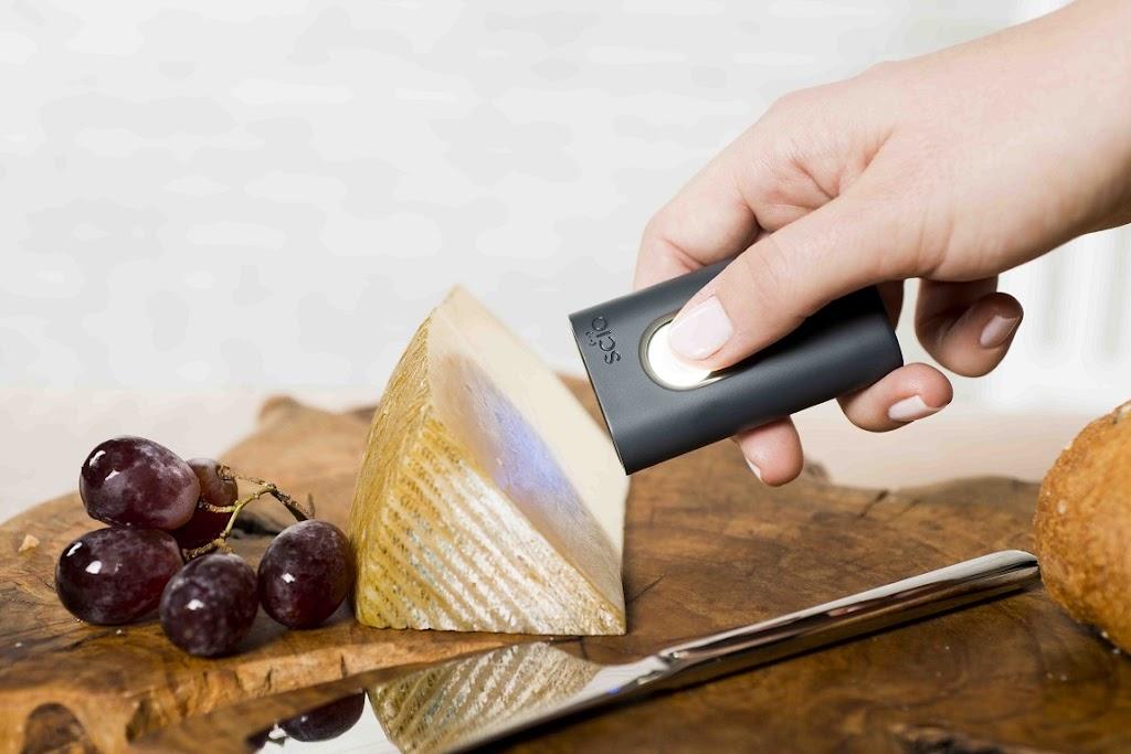 食物掃描器SCiO 掃出食物熱量和營養價值|數位時代