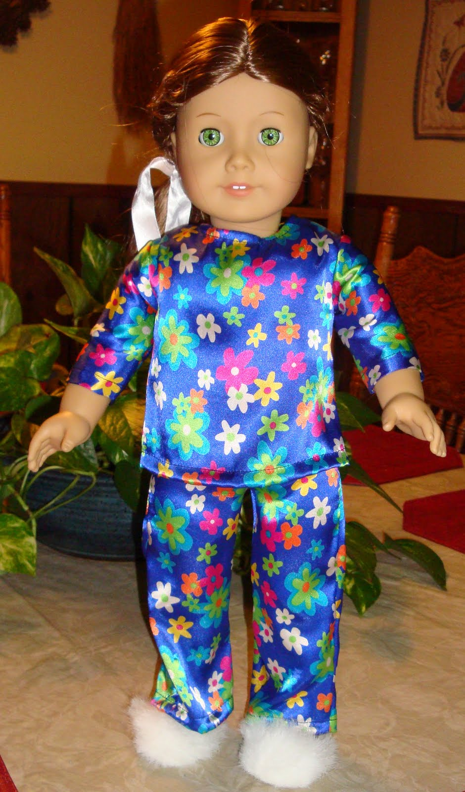 Granna's Designs: Ideas For Making Your Own 18-inch Doll