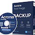 Acronis True Image 2021 Build 30480 ISO inicializável