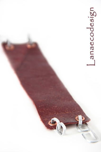 pelle-riciclata-ecosostenibile-ecosustainable-design-handmade-fatto-a-mano