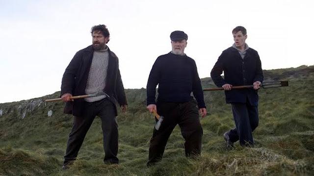 Screenshot Film The Vanishing (2018). 1