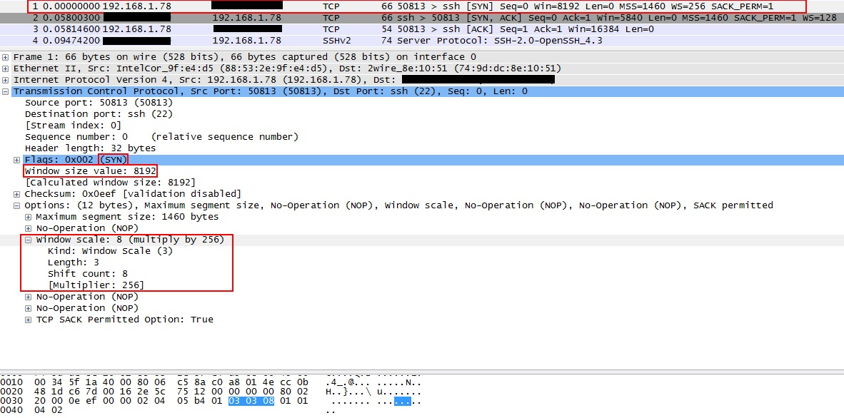 IT Blogtorials: Understanding TCP Window Size / Window Scaling