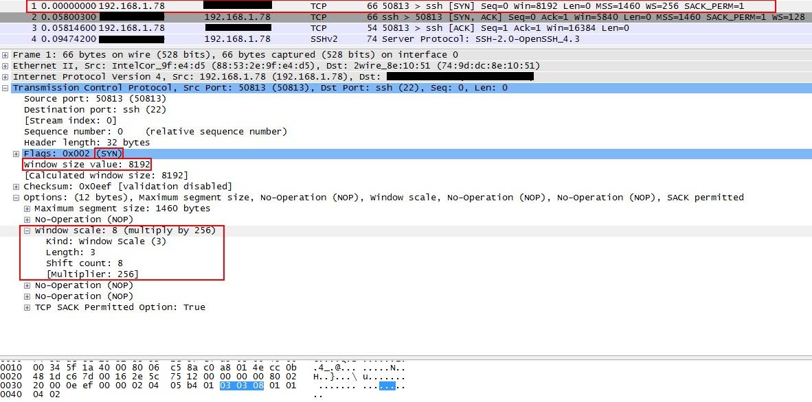 3 way handshake erkl rung ford f250 trailer wiring diagram it blogtorials understanding tcp window size scaling