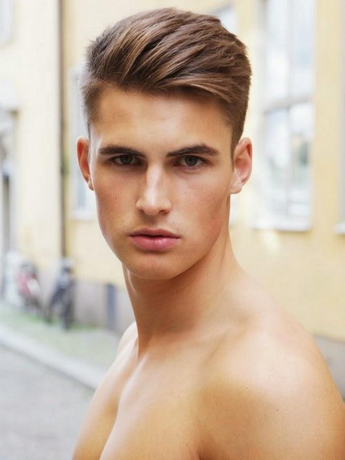 Fine Latest Cool Men Haircuts Latest Hairstyles Short Hairstyles Gunalazisus