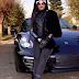 Queen of Bling, Khanyi Mbau bought herself a Porsche