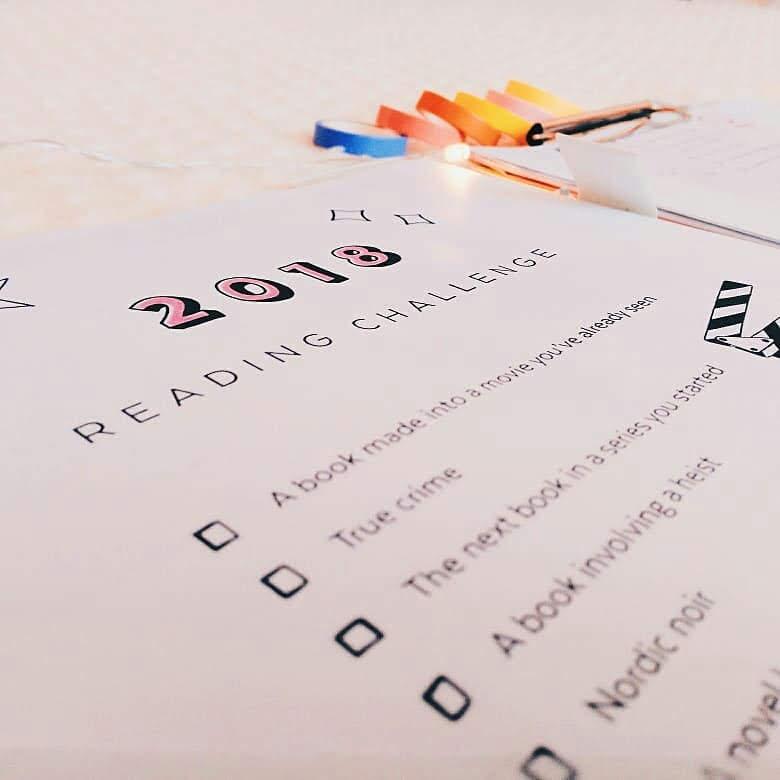 2018 popsugar reading challenge türkçe