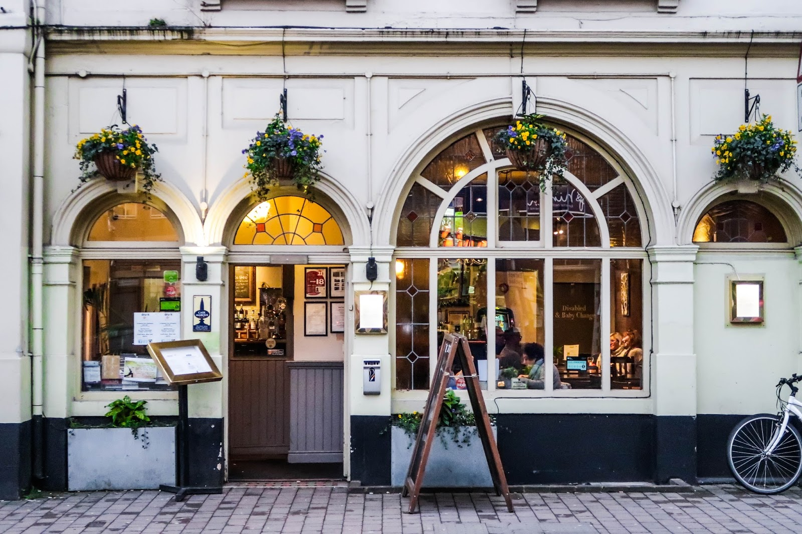 5 places to eat at when visiting Jericho, Oxford
