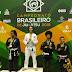 Gabriely Pires e Willian Teixeira, Cajatienses se consagraram Campeões Brasileiros de Jiu Jitsu 2018