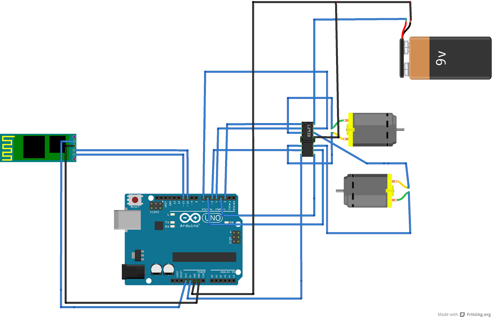 hight resolution of arduino rc car wiring diagram rc car power diagram wiring light switch wiring diagram simple wiring