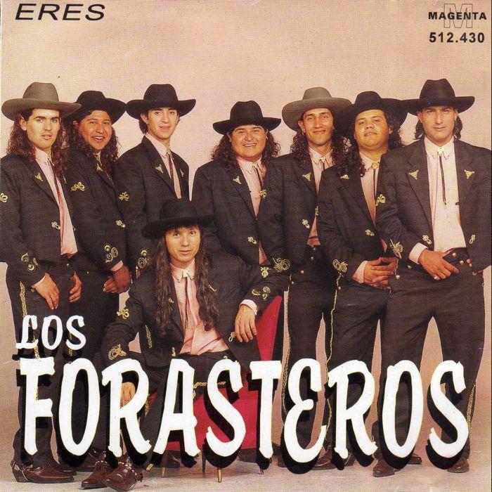 Cumbia De La Buena Los Forasteros Eres 1996