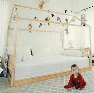 cara memilih tempat tidur kayu berkualitas