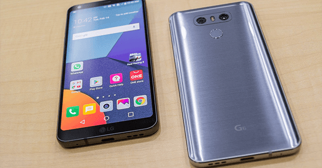 تحدث Android 8.0 Oreo يصل إلى هاتف LG G6 مع الذكاء الصناعي ThinQ