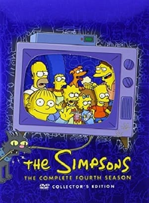Os Simpsons - 4ª Temporada Desenhos Torrent Download capa