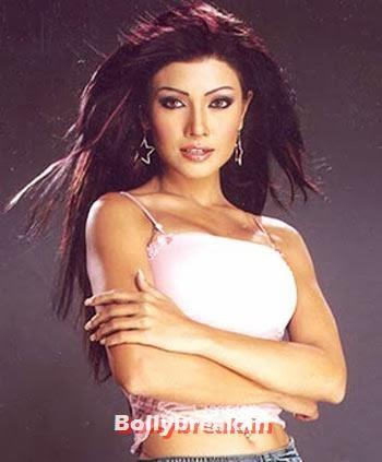 Koena Mitra, Bollywood Actresses Lip Surgery Pics - Before & After