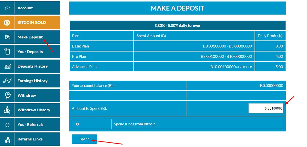 Регистрация в Bitwis 3