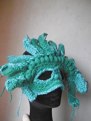 la reverdie, masque crochet 3, malooka