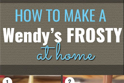 Make a Wendy's Frosty at Home With Only 3 Ingredients!